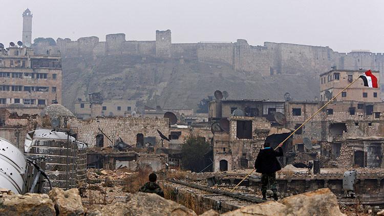 """Rusia: """"Las milicias armadas abandonarán Alepo en las próximas horas"""""""