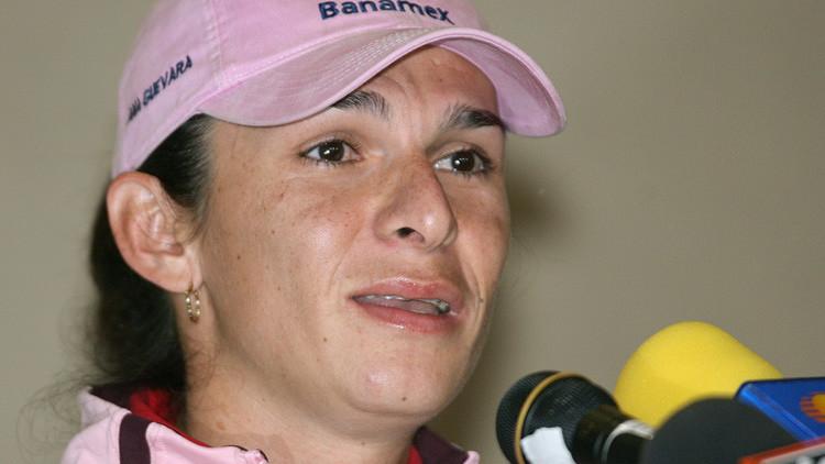 Cuatro hombres atacan brutalmente a la medallista olímpica y senadora mexicana Ana Guevara