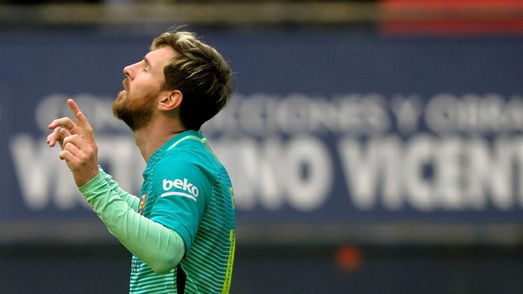 VIDEO: El niño afgano de la 'camiseta' de plástico de Messi conoce a su héroe