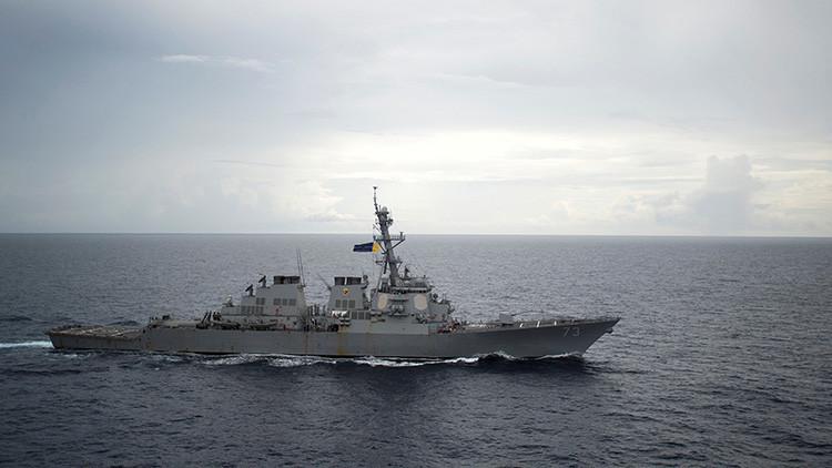 """Almirante: """"EE.UU. está dispuesto a confrontar a Pekín en el mar de la China Meridional"""""""