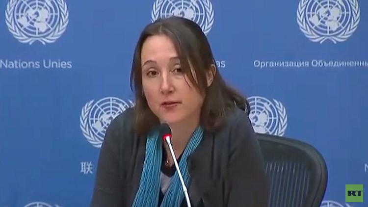 Solo necesitó 2 minutos: Periodista destapa en la ONU las mentiras de Occidente sobre Siria (VIDEO)
