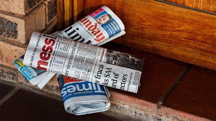 """La Casa Blanca acusa a los medios estadounidenses de ser un """"arma de la inteligencia rusa"""""""