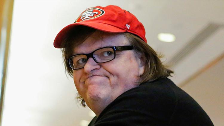 """Michael Moore: """"La negligencia de Trump va a causar la muerte de muchos inocentes"""""""