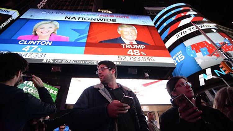 """La NBC dice que Putin """"participó personalmente en la interferencia rusa"""" en las elecciones de EE.UU."""