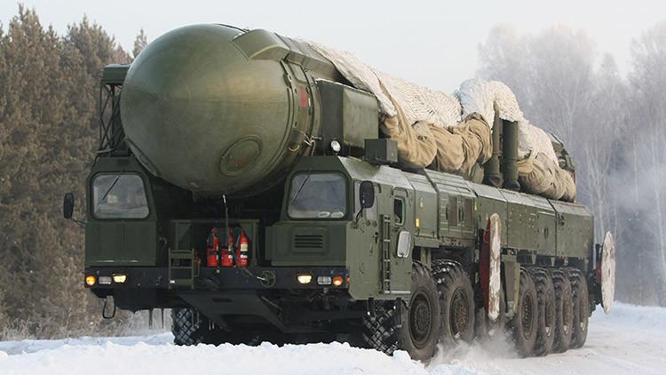 El 99% de las lanzaderas rusas de misiles intercontinentales, disponibles para ser usadas
