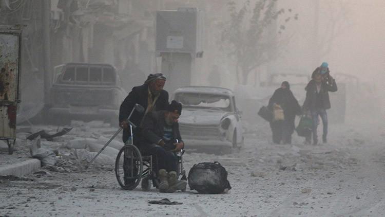 ¿Grito desesperado o propaganda coordinada?: Llegan los 'últimos' mensajes desde Alepo