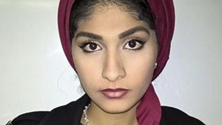 Detienen a una joven musulmana por inventarse que seguidores de Trump la habían atacado