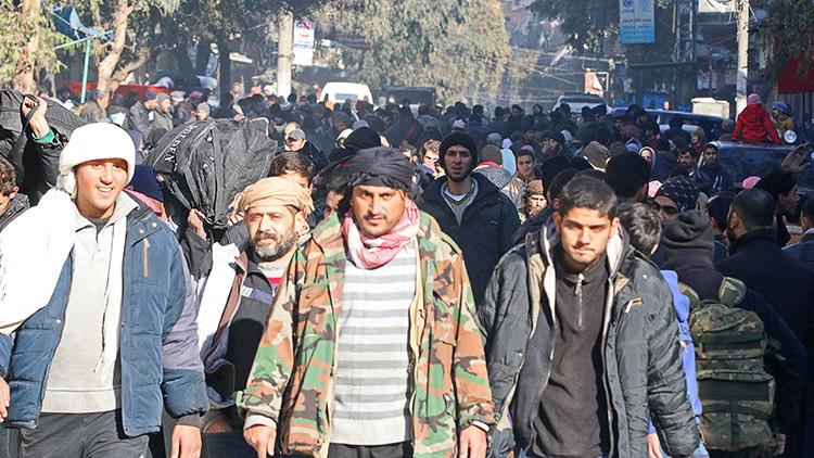 """""""Occidente presenta la liberación de Alepo como una tragedia para el pueblo sirio"""""""