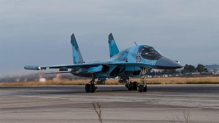 Las fuerzas de Siria y Rusia estabilizan la situación en Palmira