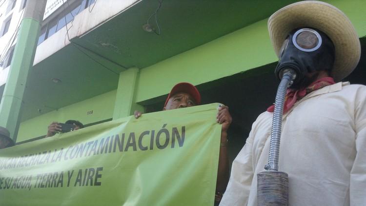 Hidalgo, histórico Estado minero de México, se rebela contra 500 años de contaminación