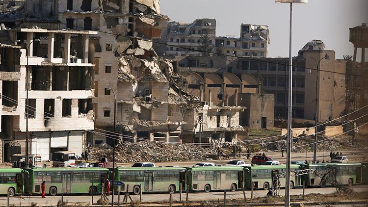 De Mistura revela qué lugar puede correr el mismo destino de Alepo