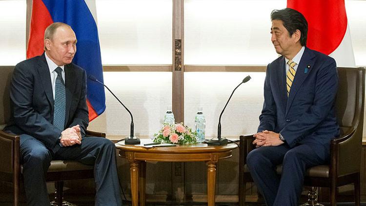 Rusia y Japón crean un fondo conjunto para proyectos de inversión por 1.000 millones de dólares