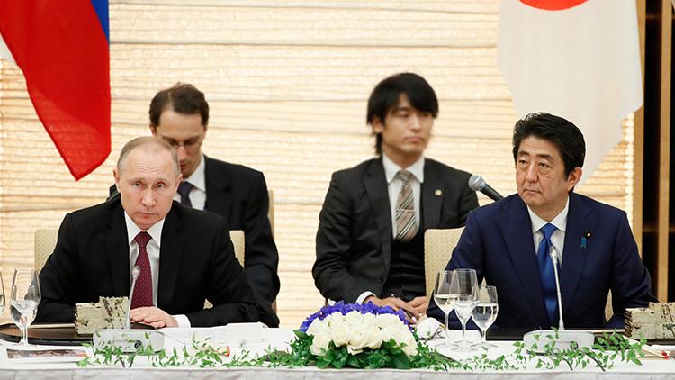 """""""Rusia y Japón han encontrado una manera de reforzar la confianza y desarrollar la cooperación"""""""