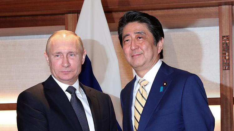 Putin: La actividad conjunta en las Kuriles contribuirá a la firma del tratado de paz con Japón