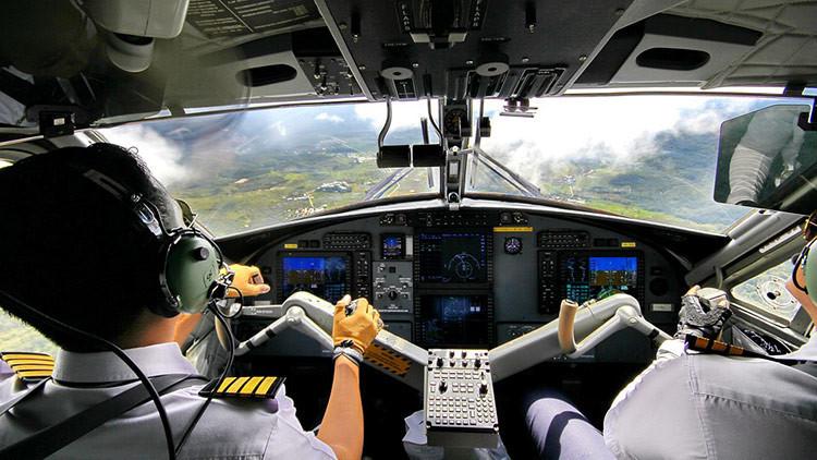 Un número significativo de pilotos sufre depresión y pensamientos suicidas, según un estudio