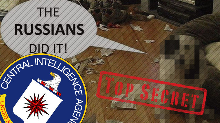 """""""Lo han hecho los rusos"""": Internautas cargan contra la CIA por sus acusaciones de 'hackeos' de Rusia"""