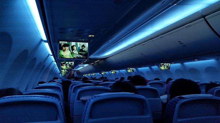 Este es el asiento más seguro dentro de un avión