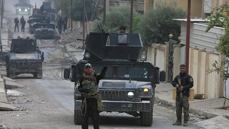 Unidades especiales de Irak revelan dónde se encuentra el líder del Estado Islámico