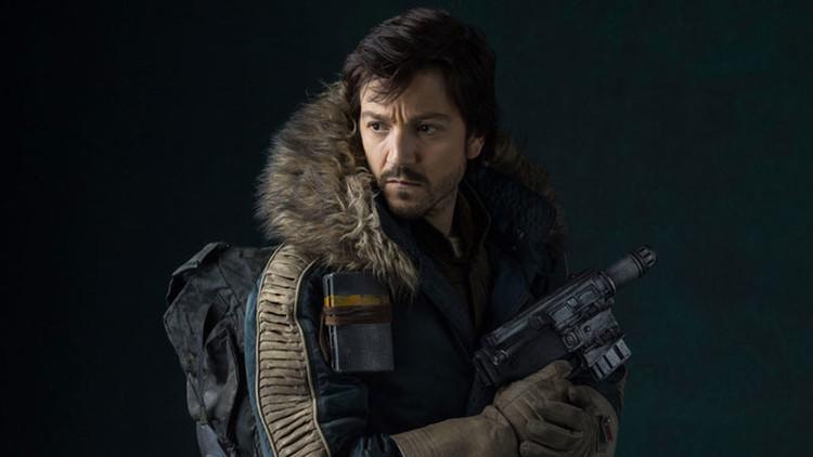 """Actor mexicano de 'Rogue One: Star Wars': """"Los inmigrantes en EE.UU. viven con miedo"""""""