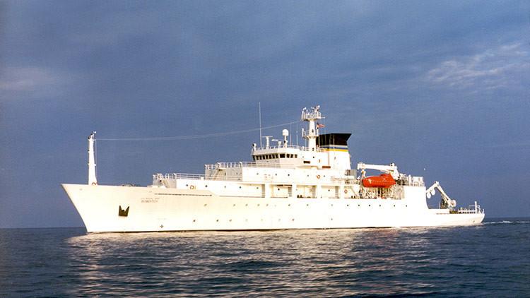 """China espera resolver de forma """"suave"""" el incidente con el dron submarino de EE.UU. capturado"""