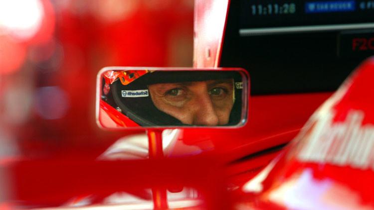 Un paparazzi pide un millón de euros  por una foto de Schumacher tomada en secreto