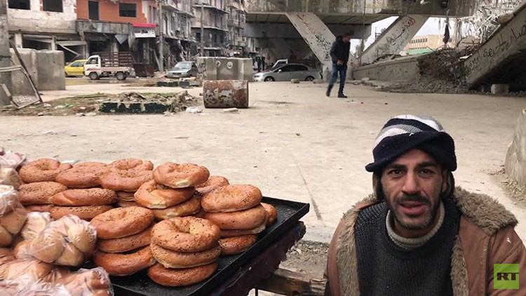 Vivir en guerra: Alepo vuelve a la normalidad (Video)