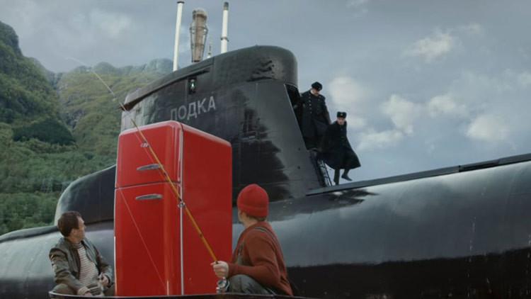 ¿La Armada rusa es parte del folclore noruego? Misterioso submarino protagoniza este anuncio viral