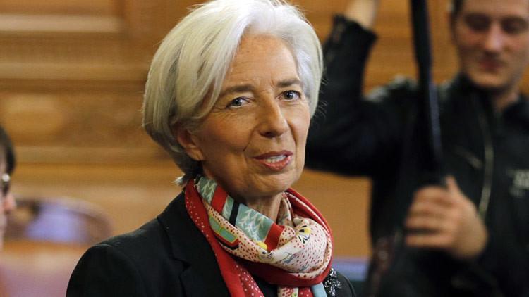 La directora del FMI es declarada culpable de negligencia pero no será castigada