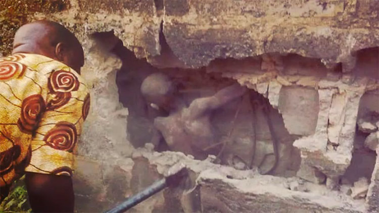 Un niño de 12 años es rescatado tras permanecer atrapado en una pared durante tres días