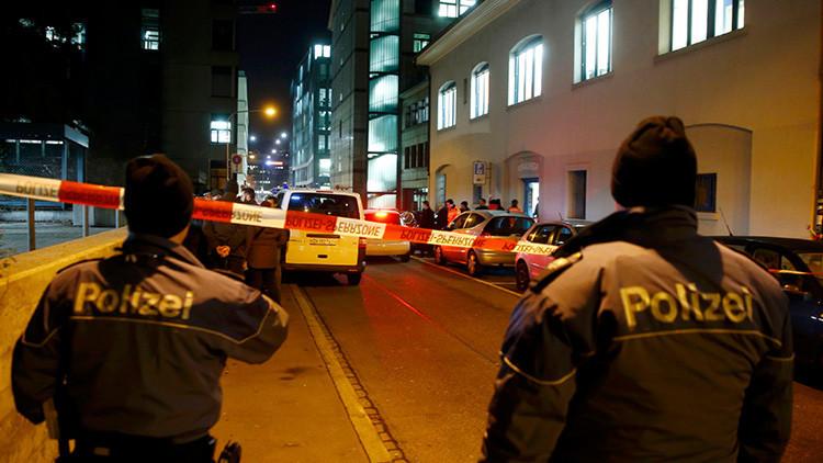 Tres heridos en un tiroteo cerca de un centro musulmán en Zúrich