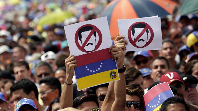 Divisiones internas de la oposición venezolana le impiden convertirse en opción política