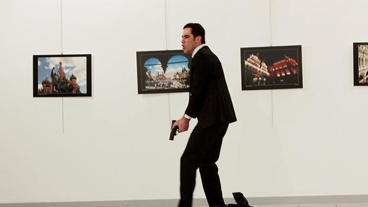 ¿Quién era el asesino del embajador ruso en Turquía?