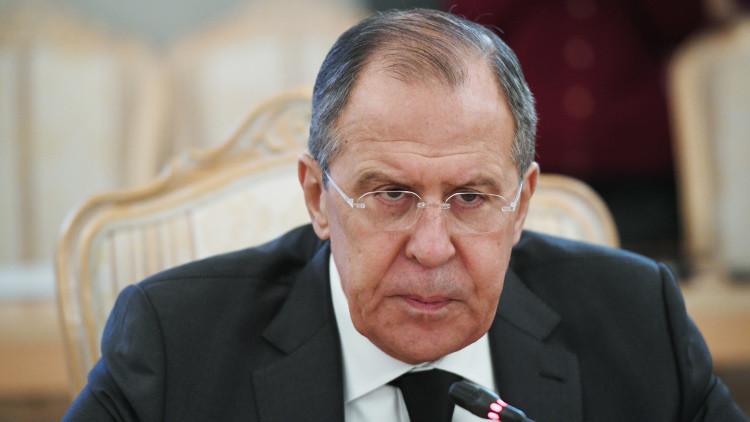 """Lavrov: """"No debe haber concesiones a los terroristas en Siria"""""""