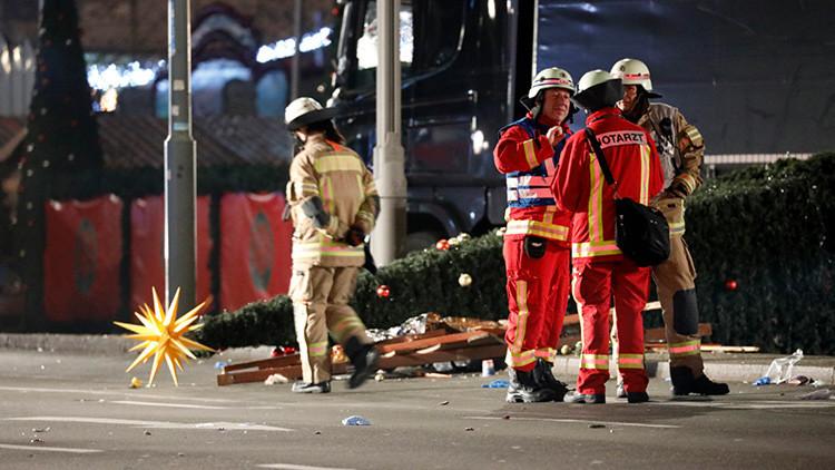 """Putin calificó el ataque en Berlín de """"cruel y cínico"""""""