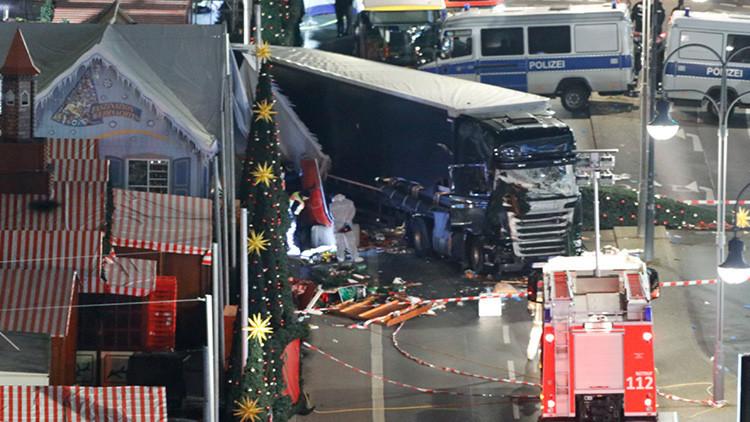 El camionero polaco fue tiroteado antes de que se atropellara a la gente en Berlín