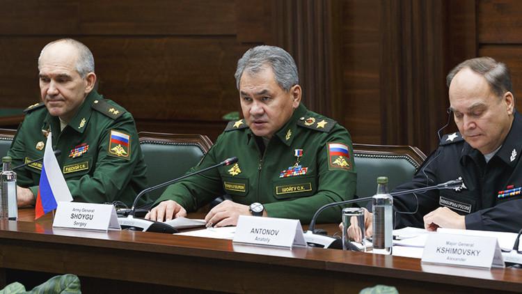 """Moscú: """"El asesinato del embajador Kárlov está relacionado con la lucha antiterrorista de Rusia"""""""