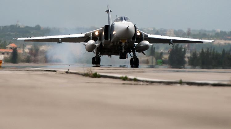 Más de 30.000 misiones de combate: el balance del operativo ruso en Siria