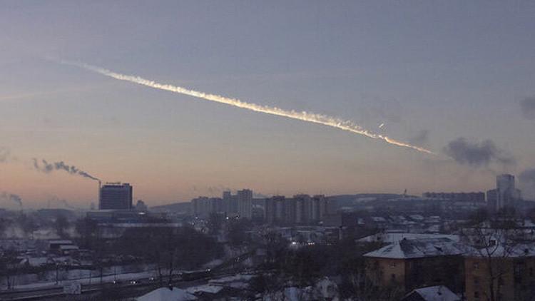 Advierten de la caída de un asteroide gigante a la Tierra