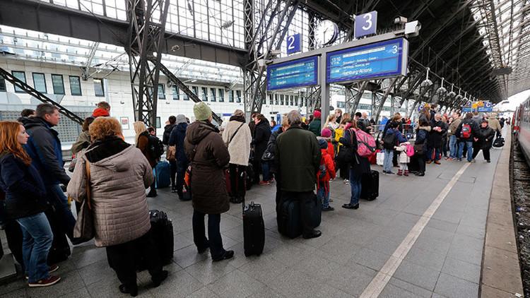 Alemania: Evacúan la estación central de Colonia por una falsa amenaza de bomba