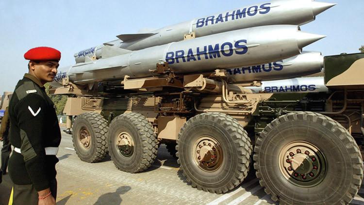 Resultado de imagen para Misil antibuque BrahMos