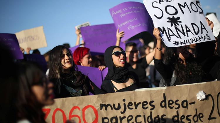 Mil mujeres mexicanas víctimas de la violencia de género buscan ayuda a diario