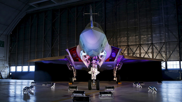 El Pentágono explica cuáles son los problemas con el caza furtivo F-35
