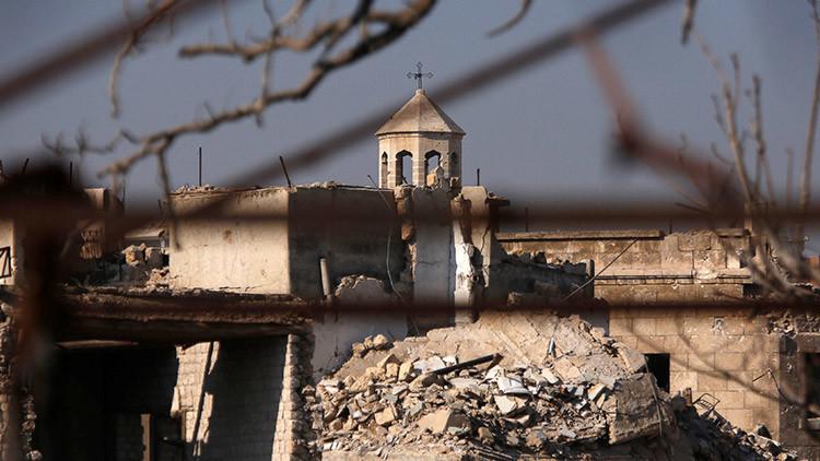 """Religiosa argentina en Siria a RT: """"Está muy lejos de ser una guerra civil, sería una invasión"""""""