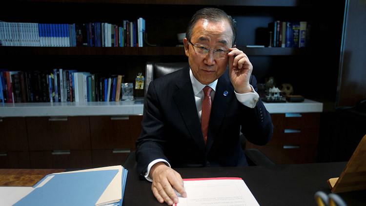 Ban Ki-moon no descarta optar a la Presidencia de Corea del Sur