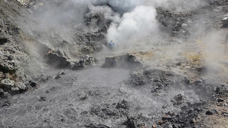 Un peligroso volcán está despertando en Italia: este puede ser el nuevo Vesubio (Foto)