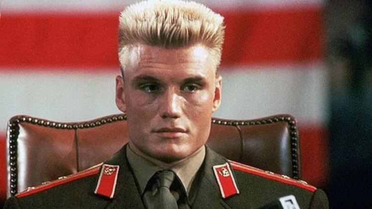 """Dolph Lundgren podría mudarse a Rusia """"si la situación en EE.UU. va a peor"""""""