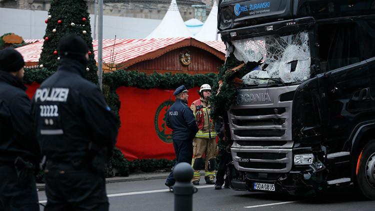 Publican en Alemania una FOTO del sospechoso del ataque al mercado de Berlín