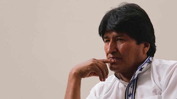 """Evo Morales: """"Hay que exportar nuestro modelo, el socialismo comunitario"""""""
