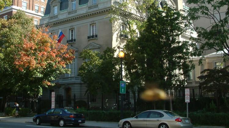 Embajada rusa agradece a estadounidenses su reacción al artículo del 'New York Daily News'