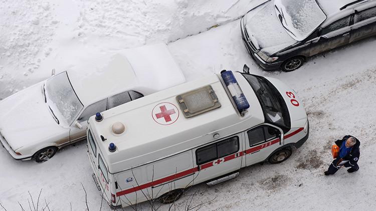 Una explosión de gas cerca de una estación de metro en Moscú deja heridos (VIDEO)
